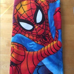 Spider-Man Towel